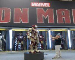 Novas fotos do set de filmagem de Homem de Ferro 3!
