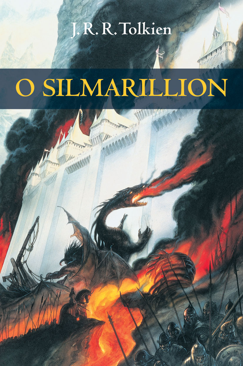 Central de Resenhas Silmarillion_capa