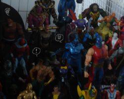 Iluminerds na Comicon do Chile – Parte 4 de 5: Memorabilia