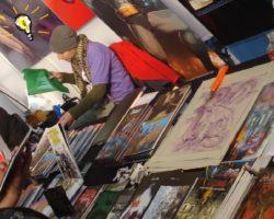 Iluminerds na Comicon do Chile – Parte 5 de 5: Artistas e Fã-Clubes