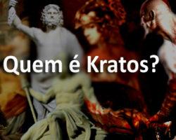 A Mitologia por trás de God of War – Quem é Kratos?