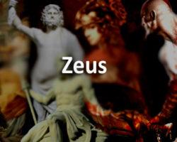 A Mitologia por trás de God of War – Zeus, o Caçula