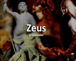 A Mitologia por trás de God of War – Zeus, o Comedor