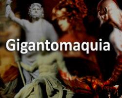 A Mitologia por trás de God of War – Gigantomaquia