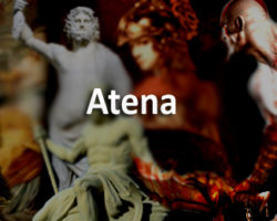 A Mitologia por trás de God of War – Atena