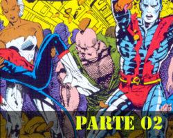 Vale a pena Iluminar de novo – X-Men: Massacre de Mutantes (parte 02)