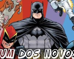 Ano Um dos Novos 52 – Corporação Batman Ano Um