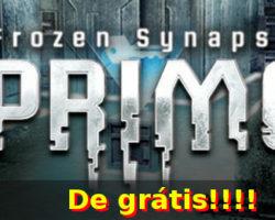 De Grátis! – Frozen Synapse Prime