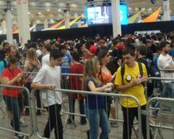 Fila Con – O game das filas da Comic Con Experience