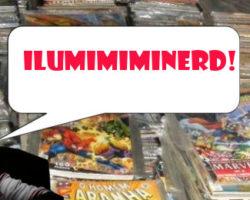Ilu<i>mimimi</i>nerd &#8211; Lembranças de um colecionador parte 2
