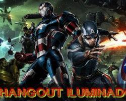 Hangout Iluminado #01 – Os Vingadores 2 ou a confusão sonora da conexão