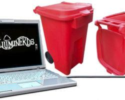 Como as tecnologias digitais ajudam na produção de lixo