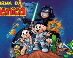 [Star Wars] Iluminamos: Turma da Mônica – Clássicos do Cinema nº 4