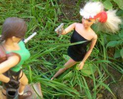 Para que a Barbie se existe Katniss, Lara Croft e Tauriel?