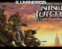 Iluminamos TMNT: Out of the Shadows