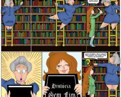 15 # Luna e a biblioteca