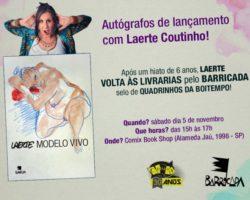 Modelo Vido , de Laerte Coutinho – release