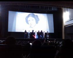A sessão de <i>Rogue One</i> com o Conselho Jedi &#8211; com uma homenagem a Carrie Fisher