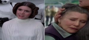 ILUMINEWS – Princesa Leia se junta à Força…