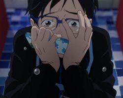 Yuri On Ice – Você não é um fracassado, você sofre de ansiedade!
