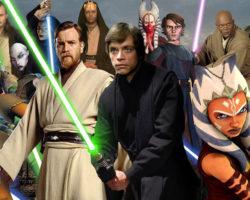 Star Wars: A Força e os estilos de luta com sabres de luz