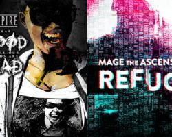 ILUMINEWS –Vampiro A Mascara   e Mago: A Ascensão ganharam mobile games