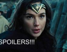 ILUMINEWS –Rumores sobre o filme da Mulher Maravilha (possíveis Spoilers)