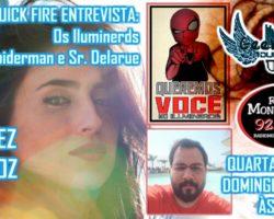 Entrevista com Iluminerds!