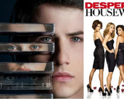 MOTIVOS PELO QUAL 13 REASONS WHY É A NOVA DESESPERATE HOUSEWIVES