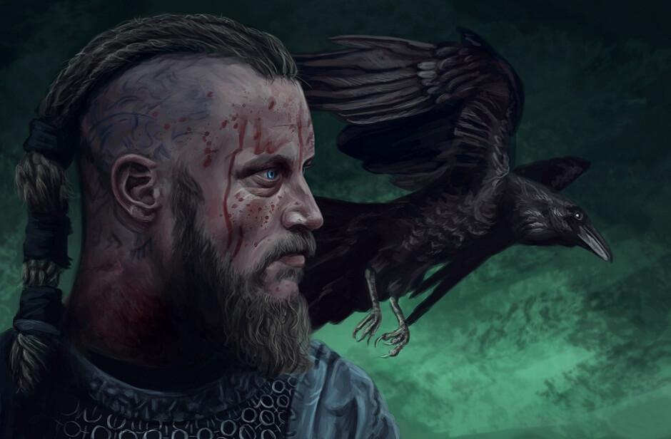 regnar lodbrog vikings
