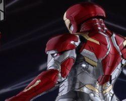 ILUMINEWS – Veja a nova armadura do Homem de Ferro