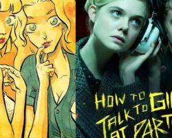 Como falar com garotas nas festas – Conto de Neil Gaiman ganha adptação para o cinema