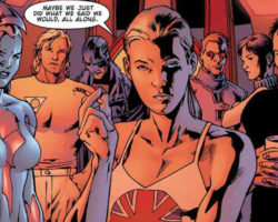 Como Authority mudou o mercado de quadrinhos.