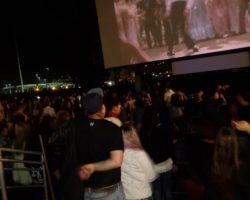 Uma noite com Footloose e Jackson Five no Shell Open Air