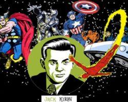 O culto ao Herói – HQ homenageia Jack Kirby
