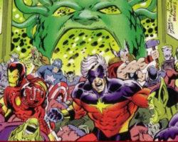 Iluminews – Capitã Marvel: Filme se passará durante a guerra Kree/Skrull