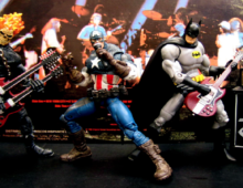 Rock, Metal e Quadrinhos!