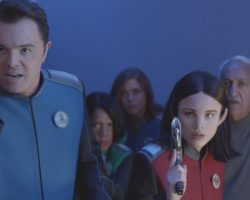 The Orville 1×01 (review)