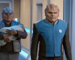 The Orville 1×03 (review)
