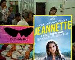 O Festival do Rio 2017 e a paciência de Schrödinger (ou Senhora Fang e Jeannette: a infância de Joana D'Arc)