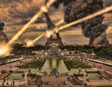 URGENTE – A guerra está vindo até nós!