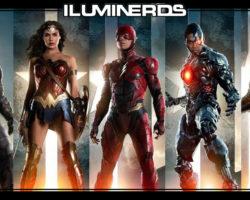 Iluminamos – Liga da Justiça (Sr. Delarue)