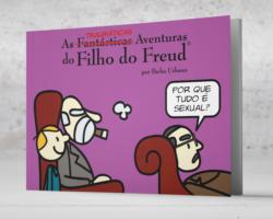 O FILHO DO FREUD ESTÁ EM CAMPANHA NO CATARSE