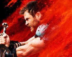 Thor usa nova arma em Vingadores: Guerra Infinita