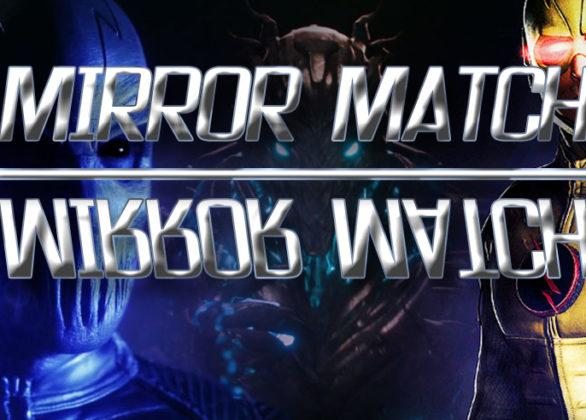 Mirror Match: A linha tênue entre o legado e a preguiça