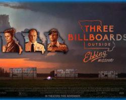 3 Anúncios de um grande filme
